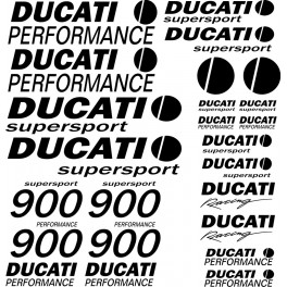 Ducati Supersport 900 - kit adhesif