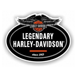 Stickers Harley