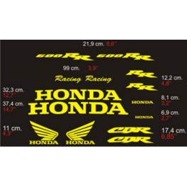 Kit deco Honda RR