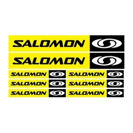 Planche Stickers SALOMON