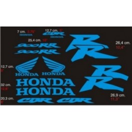 Pack Stickers Honda '99 style, 900RR